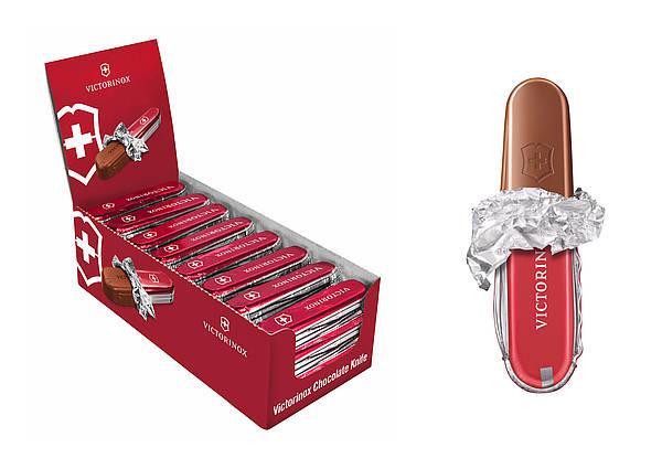 The Victorinox Chocolate Knife